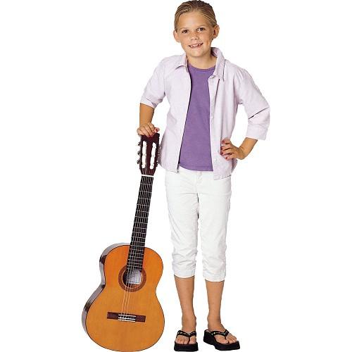 YAMAHA Gitar Klasik [CGS-102A] - Natural - Gitar Akustik
